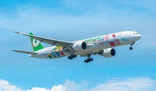 Bajkowe postaci, roboty i modelka, czyli malowane samoloty