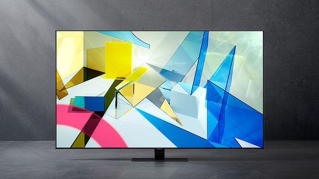 Samsung Q80T, telewizor 4K QLED i następca Q80R, fot. Samsung