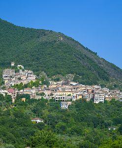 Włochy. Domy za 1 euro w miasteczku pod Rzymem