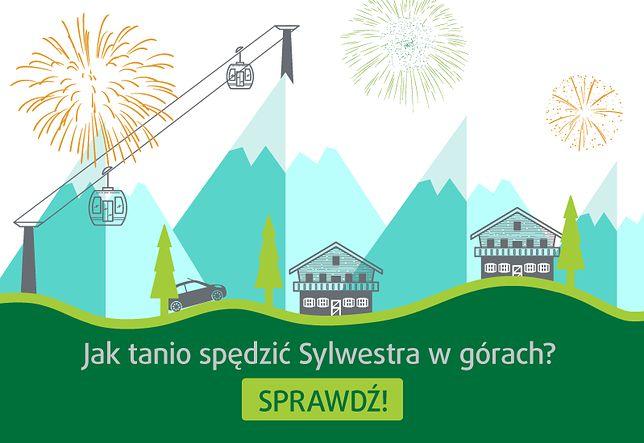 Ceny sylwestra w polskich górach