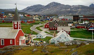 Nuuk - stolica odległej Grenlandii