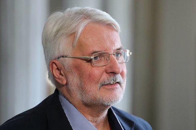 Były minister spraw zagranicznych Witold Waszczykowski wykłada na Akademii Sztuki Wojennej