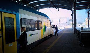 Pociągi relacji Katowice-Racibórz/Bogumin kursują objazdem przez Tychy