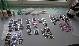 Dopalacze zabiły na Śląsku troje młodych ludzi