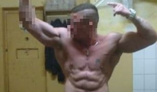 Mężczyzna chwalił się zdjęciami w internecie