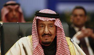 Król Arabii Saudyjskiej Salman ibn Abd
