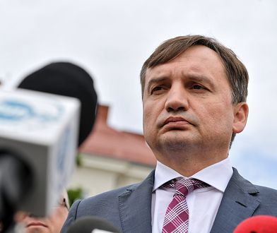 TSUE wydał wyrok. Minister sprawiedliwości Zbigniew Ziobro nie będzie z niego zadowolony