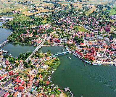 Mikołajki to najpopularniejsza miejscowość na Mazurach