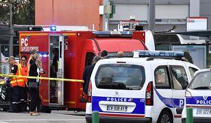 Francja: atak nożownika. 1 osoba nie żyje, 9 jest rannych