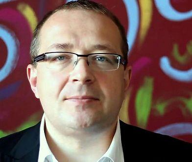 Piotr Gociek tworzy opowiadania z zakresu fantastyki
