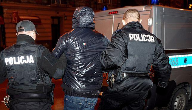 """Polska policja coraz bardziej brutalna? """"Protesty coś znaczą"""""""