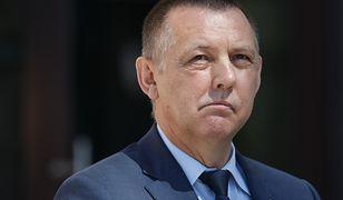 Po wybuchu afery Marian Banaś poszedł na bezpłatny urlop i niespodziewanie wrócił do NIK