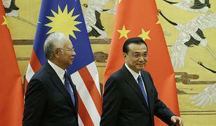 Premierzy Malezji i Chin, Najib Razak i Li Keqiang
