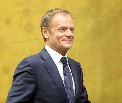 Szef Rady Europejskiej może być zadowolony z ostatniego sondażu zaufania, w którym jest liderem. Sondaże prezydenckie także wskazują na wysokie poparcie dla Tuska.