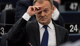 Wypowiedź szefa Rady Europejskiej nie spodobała się zwolennikom brexitu