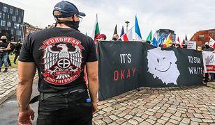 Gdańsk. Marsz nacjonalistów (Photo by Michal Fludra/NurPhoto via Getty Images)