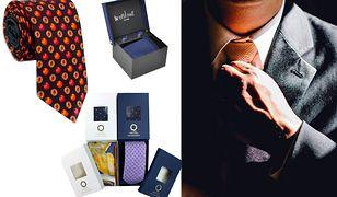 Krawat lub poszetka w prezencie