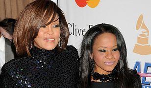 Whitney Houston z córką