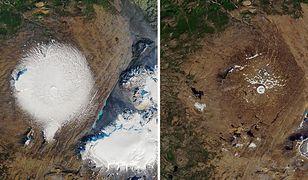 Islandia: oficjalnie pożegnano pierwszy roztopiony lodowiec. Okjokull już nie istnieje