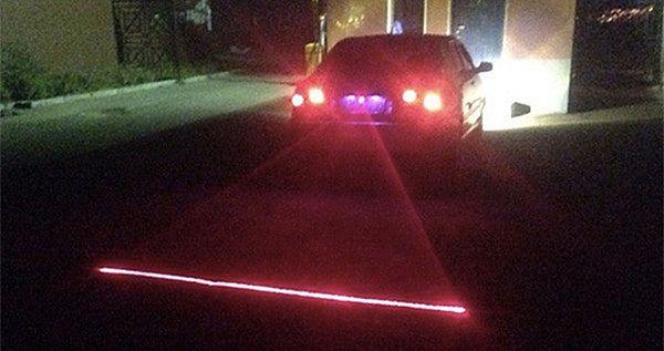 Samochody: laserowy sposób na jazdę we mgle