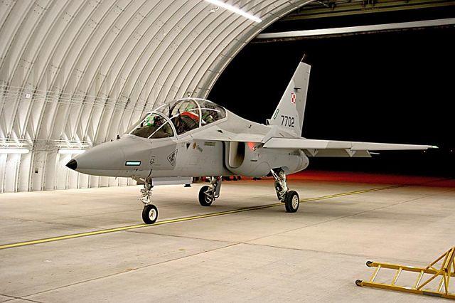 Najnowsze polskie samoloty wojskowe przyleciały bez pełnego wyposażenia
