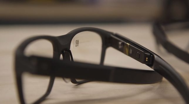 Okulary Intela zaprezentowano na materiale serwisu The Verge