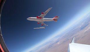 Virgin Orbit z nieudanym lotem testowym. Misja zakończona porażką