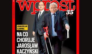 Tygodniki piszą m.in. o zdrowiu Jarosława Kaczyńskiego