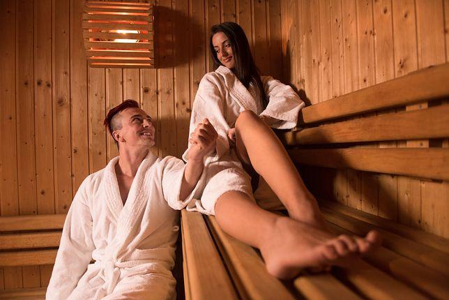 Niewłaściwe korzystanie z sauny może wyrządzić krzywdę