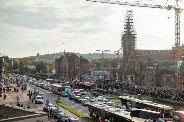 Strajk Kobiet. Protesty w Gdańsku