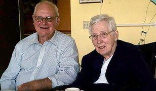 Byli małżeństwem ponad 60 lat. Zmarł 20 minut po żonie