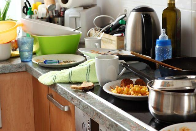 Czysta kuchnia w 5 krokach