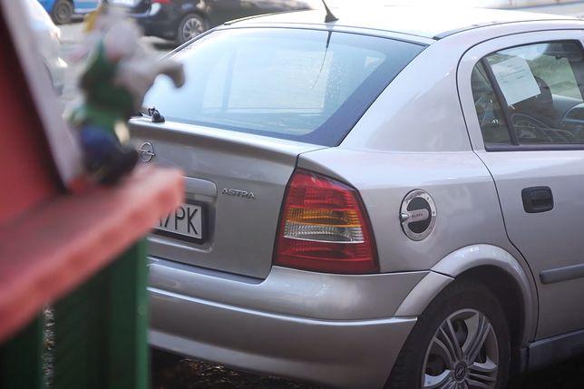 Opel Astra G 1999, bohater reportażu