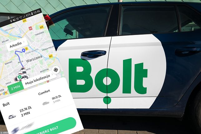 Zagadkowe działanie aplikacji Bolt