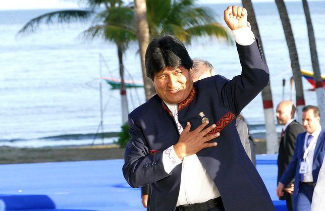 Rosja chciała wpłynąć na wynik wyborów w Boliwii