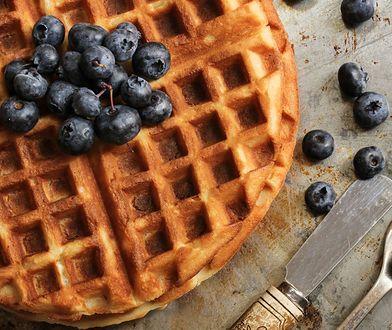 Jedyne w swoim rodzaju waffle na słodko i wytrawnie