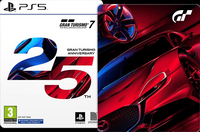 Gran Turismo 7. Wydanie jubileuszowe