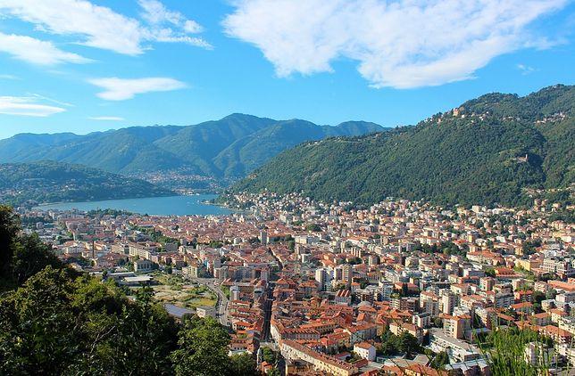 Lombardia słynie z pięknych jezior, takich jak jezioro Como