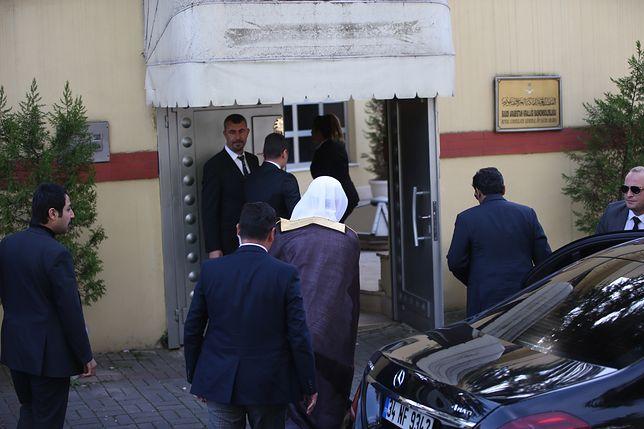 W konsulacie w Stambule przeprowadzono inspekcję