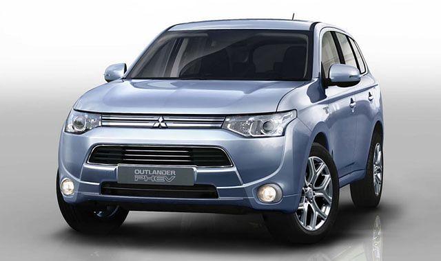 Ambitne plany sprzedaży Mitsubishi