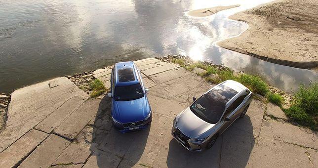Lexus RX 450H vs Volvo XC 90 Hybrid