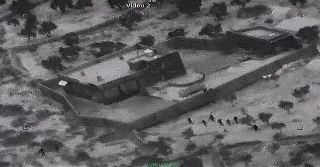 USA. Pentagon odtajnił nagranie z akcji przeciwko ISIS (wideo)