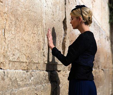 Tajemnicza czapka Ivanki Trump. Dlaczego założyła ją do Izraela?