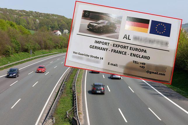 """Oszustwo metodą """"na obcokrajowca"""". Nasz czytelnik ostrzega kierowców."""