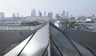 Pogoda. Warszawa. W niedzielę słońce i przelotne opady