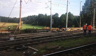 Warszawa. Ludzkie szczątki przy Tunelowej? Robotnicy wykopali coś podobnego do kości
