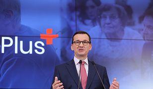 Premier Mateusz Morawiecki wierzy w niewinność Adama Andruszkiewicza