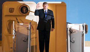 Lider USA przez dwa dni będzie prowadził negocjacje