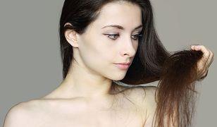 Cienkie włosy nie mają objętości