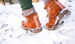 Wypróbuj proste sposoby, by twoim stopom było cieplej